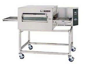 Lincoln Impinger Conveyor Pizza Oven Pizza bread wing s Warmer
