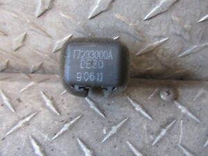 00 Hyundai Tiburon Sunroof Sun Moon Roof Relay T7233000a