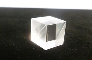 Beamsplitter Cube 15 Mm Bk7 Glass For Visible 400 700 Nm Esco Pn 0315015