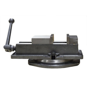 6 Inch Ground Milling Vise W swivel Base Knee Mill Or Bench Mill