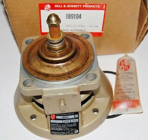 Bell Gossett B G 189104 Booster Bearing Assembly 189104 New Nos Nib