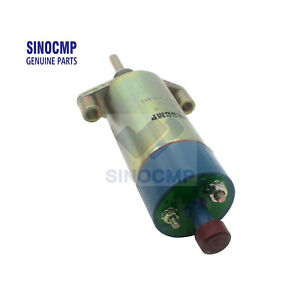 330b E330 24v Fuel Stop Solenoid 155 4653 3e 9785 For Excavator 3 Month Warraty
