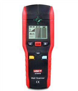 Portable Ut387b Ac Cable Finder New High Accuracy Wall Detector Uni t Metal W Xi
