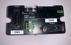 New Omron Repeater Unit crs1 rpt01