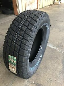 4 X Lt 265 70 17 Wild Trac Xrs All Season New Tires 10pr Lt265 70r17 Usa Made Wl