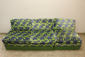 Mid Century Loveseat Settee Couch Sofa By Selig
