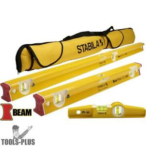 Stabila 48410 R beam 3 Level Set New