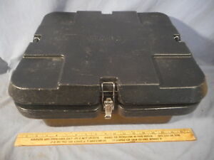 Military Cambro Top Loading Catering Insulated Hot cold Food Pan Carrier 240mpc