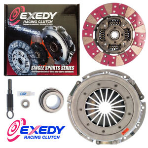 Exedy Racing Clutch 07950 Stage 2 Cerametallic Clutch Kit For Ford Mustng 86 95