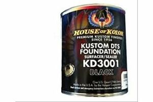 House Of Kolor Kd3001 G01 Surface Sealer Gallon