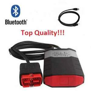 2015r3 Car Truck Obd Diagnostic Scanner Kits Bluetooth Cdp Usb For Delphi Ds150e