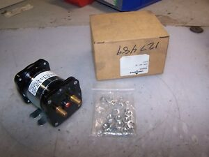 New White Rodgers Dc Power Solenoid 36 Volt For Forklift Forktruck 586 3171111