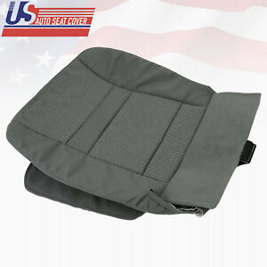 2006 2007 2008 2009 2010 Dodge Ram 2500 3500 Left Bottom Slate Cloth Seat Cover
