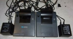 Lot Of 2 verifone P250 Pos Printers Dot Matrix