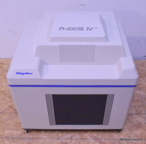 Rigaku Raxis4 R axis iv R axis Iv High Speed X ray Diffractometer 2921c114