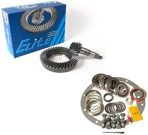 Chevy Dodge Ford 1 Ton Dana 80 4 11 Ring And Pinion Timken Master Elite Gear Pkg