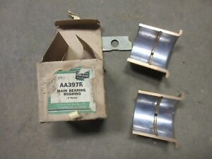 John Deere Unstyled Us A Main Bearing Aa397r Nos