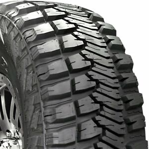 4 Goodyear Wrangler Mt r With Kevlar Lt285 70r17 Load E 10 Ply M t Mud Tires