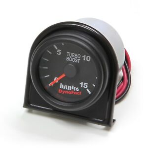 Banks Power 64050 Dynafact Boost Gauge Electrical 0 15 Psi Universal