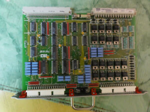 Emco Board R3d425001 For Vmc 100 140 T1 And Similar Mill Turn