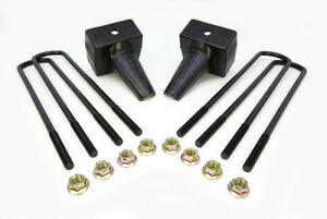 Leaf Helper Spring Block And Add A Leaf Kit Rear Ready Lift 26 3205