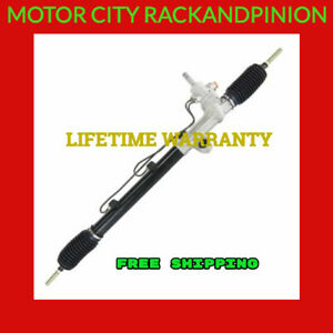 2003 2007 Honda Accord Complete Power Steering Rack And Pinion Assembly