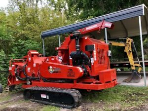 2016 Morbark M18r Track Chipper With Only 487 Hours 2410