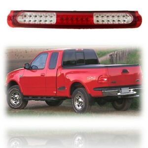 Third 3rd Brake Light Stop Lamp For 1997 2003 Ford F 150 97 98 F250 04 Heritage