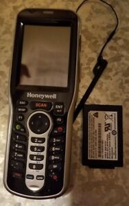 Honeywell Dolphin 6110 2d Barcode Scanner Win Ce Mobile Computer