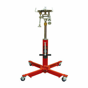 Blackhawk Automotive Telescopic Transmission Jack 1k Lbs 2 Stage Model Bh7051