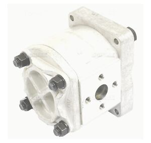 62217 Pump Power Steering Hydraulic For Allis Chalmers Long Tractor White Oliver