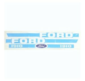 Sparex S 66905 Decal Set Ford 1910