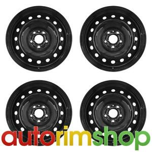 New 20 Replacement Wheels Rims For Dodge Ram 1500 2002 2008 Set Steel 2166