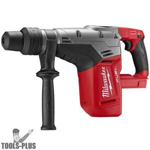 Milwaukee 2717 20 M18 Fuel 1 9 16 Sds Max Hammer Drill tool Only New