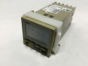 Omron H5cr b Industrial Multifunction Digital Timer Relay Module 100 240vac 5a