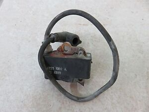 Ignition Coil Module Oem Stihl Ts 400