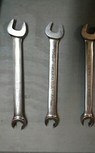 Snap On Flare Nut Wrench Set Metric
