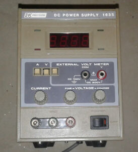 B k Precision 1635 Dc Power Supply Make An Offer