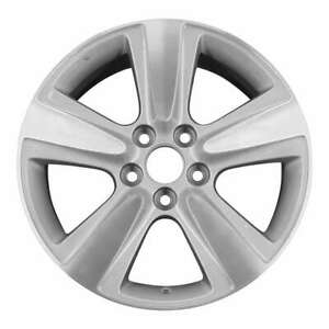 New 18 Replacement Rim For Acura Mdx Wheel Machined With Silver