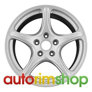 New 19 Replacement Rim For Porsche 911 Cayman Boxster Front Wheel 99736215603