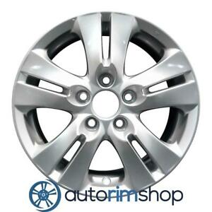 New 16 Replacement Rim For Honda Accord 2008 2012 Wheel Silver