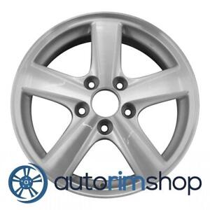 New 16 Replacement Rim For Honda Accord 2003 2004 2005 Wheel Machined Silver