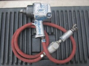 Ingersoll Rand 261 Impactool Super Duty Impact Wrench With 1 2 Oiler And Hose