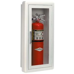 Jl Industries Ambassador Series Steel Fire Extinguisher Cabinets All Sizes types