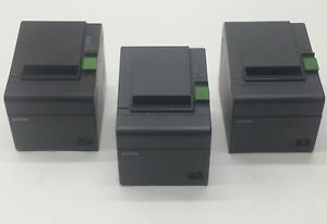 Lot 3 Asterix St ep4 Pos Autocut Usb Serial Direct Thermal Receipt Printer M267a