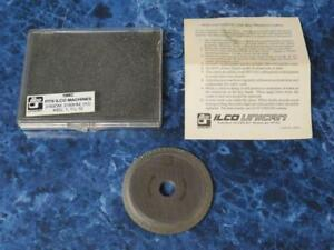 Ilco Unican 19mc Replacement Cutting Wheel 2183dm 2183hm 010