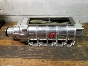 1471 14 71 Kuhl High Helix Blower Supercharger Polished