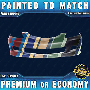 New Painted To Match Front Bumper Replacement For 2005 2006 Acura Rsx Coupe 2dr Fits Acura Rsx