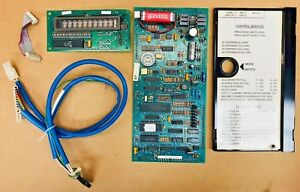 automatic Products Ap 113 Control Board With Display And Mars Harness