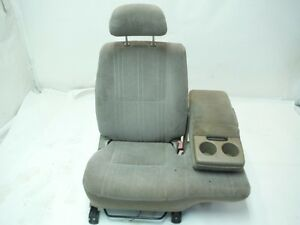 2000 Toyota Tundra Access Cab Passenger Front Seat Oem 2001 2002 2003 Bench Arm